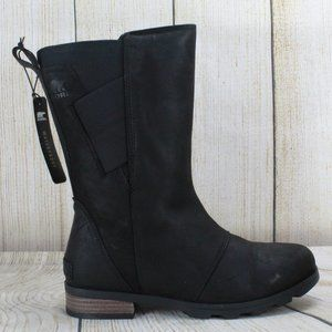 NIB! SOREL Emelie Mid Calf Waterproof Boot Size 6